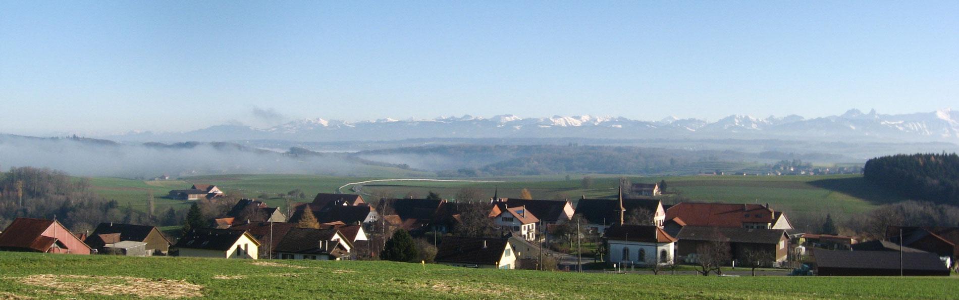 Commune De  Champtauroz
